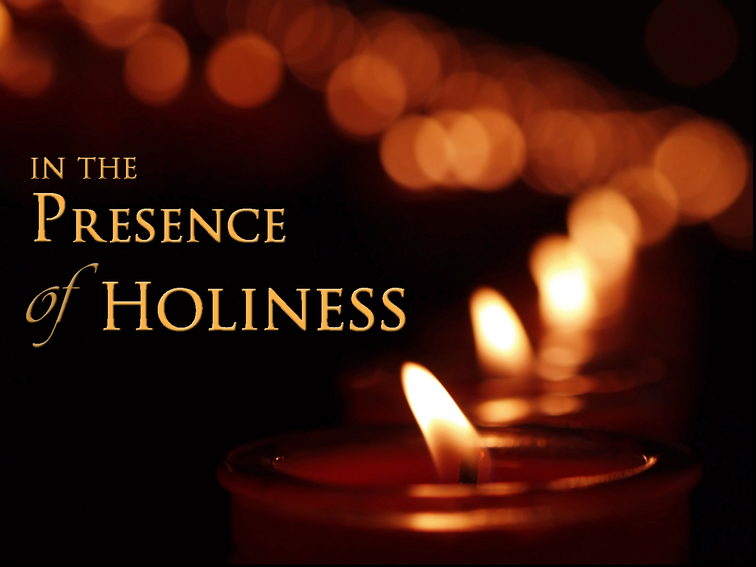 Holiness or wholeness lorne mitchell s blog